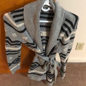 Oversized old navy sweater cardigan
